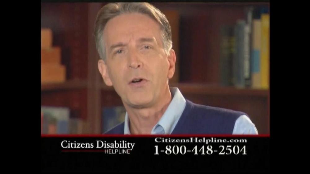 Citizens Disability Helpline TV Spot For Disability - Screenshot 5