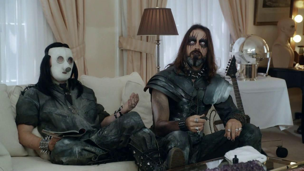 FedEx TV Spot For Heavy Metal Golfing - Screenshot 4