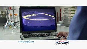 PoliGrip TV Spot For Super PoliGrip Featuring Shelly Entzminger and Charlie