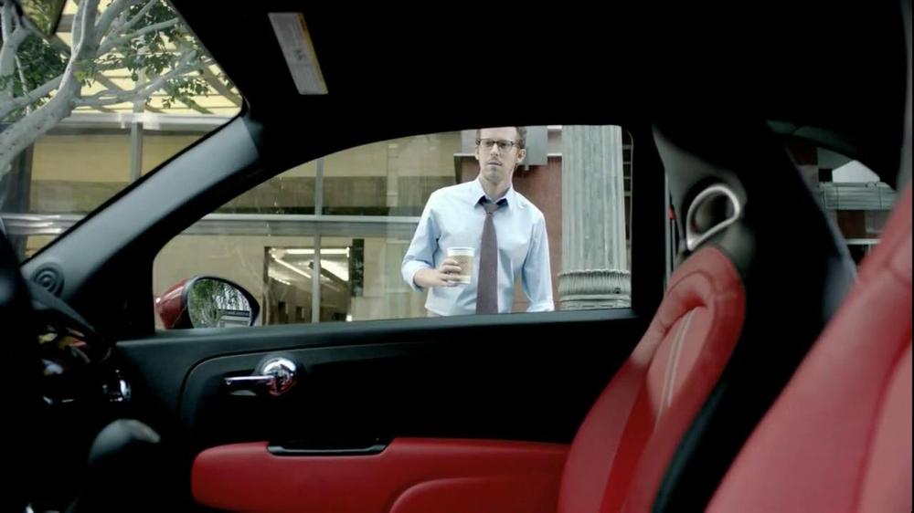 FIAT Abarth TV Spot, 'Seduction' Featuring Catrinel Menghia - Screenshot 9