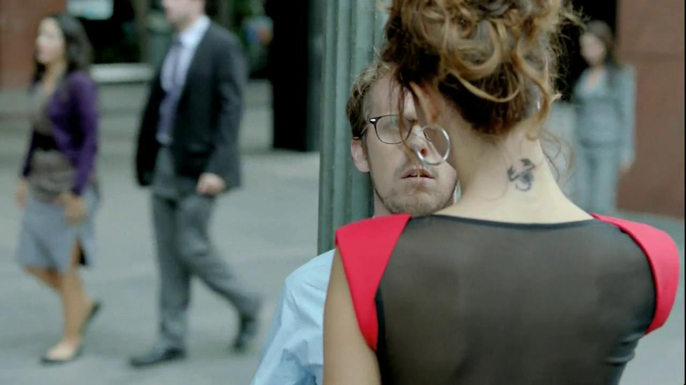 FIAT Abarth TV Spot, 'Seduction' Featuring Catrinel Menghia - Screenshot 3