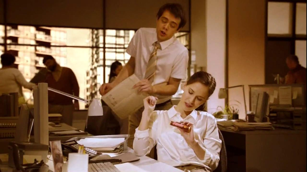 Rolo TV Spot, 'Office' - Screenshot 8