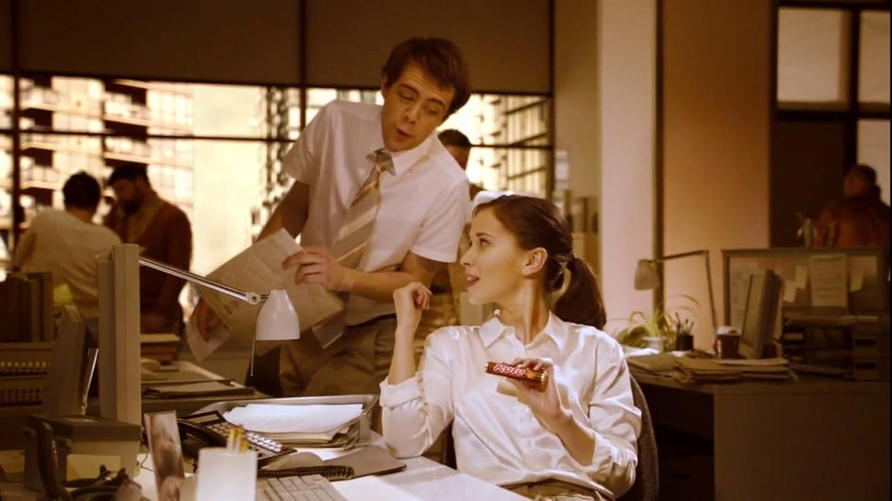 Rolo TV Spot, 'Office' - Screenshot 9