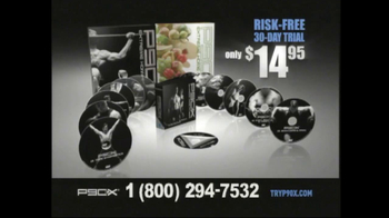 P90X TV Spot For DVD Box Set