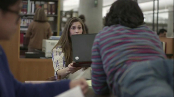 HP Envy 4 UltraBook TV Spot, 'Students'