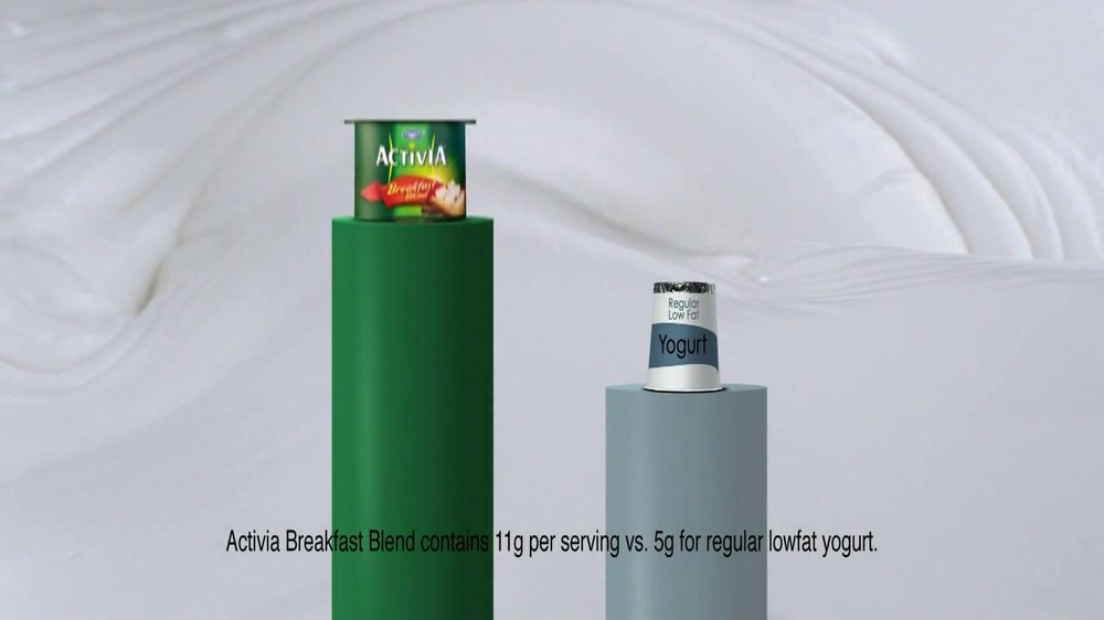 Activia Breakfast Blend TV Spot Featuring Jamie Lee Curtis - Screenshot 8