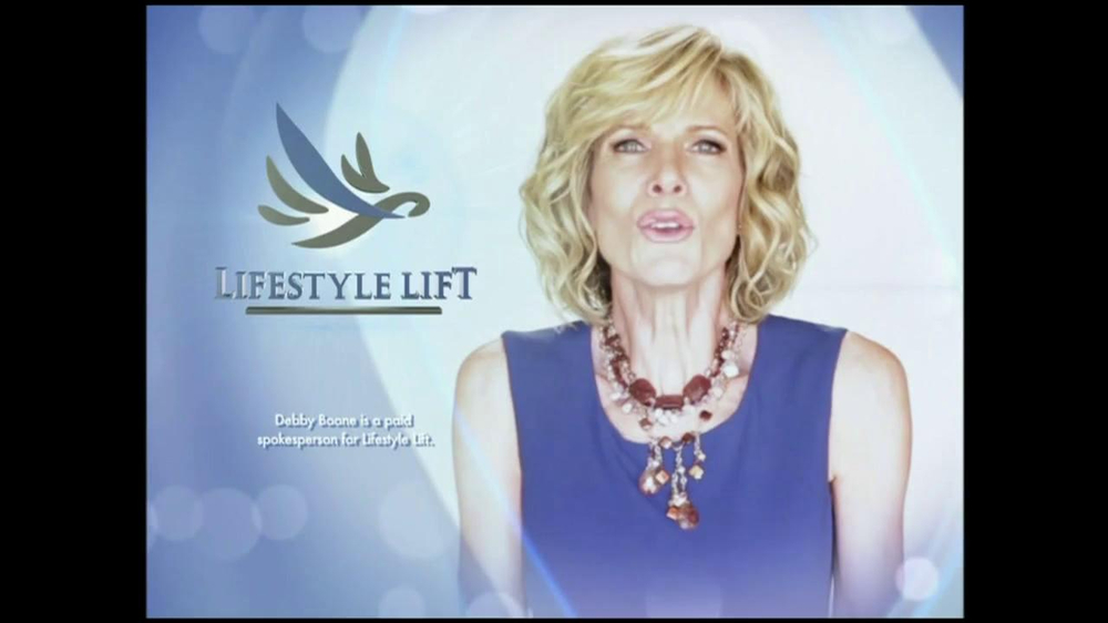 Lifestyle Lift TV Spot Featuring Debby Boone - Screenshot 1