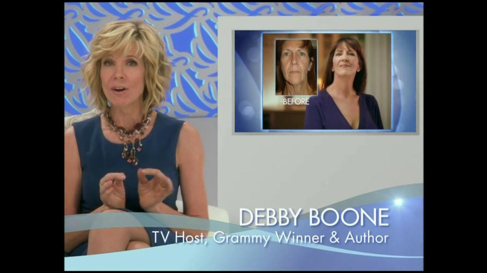 Lifestyle Lift TV Spot Featuring Debby Boone - Screenshot 2