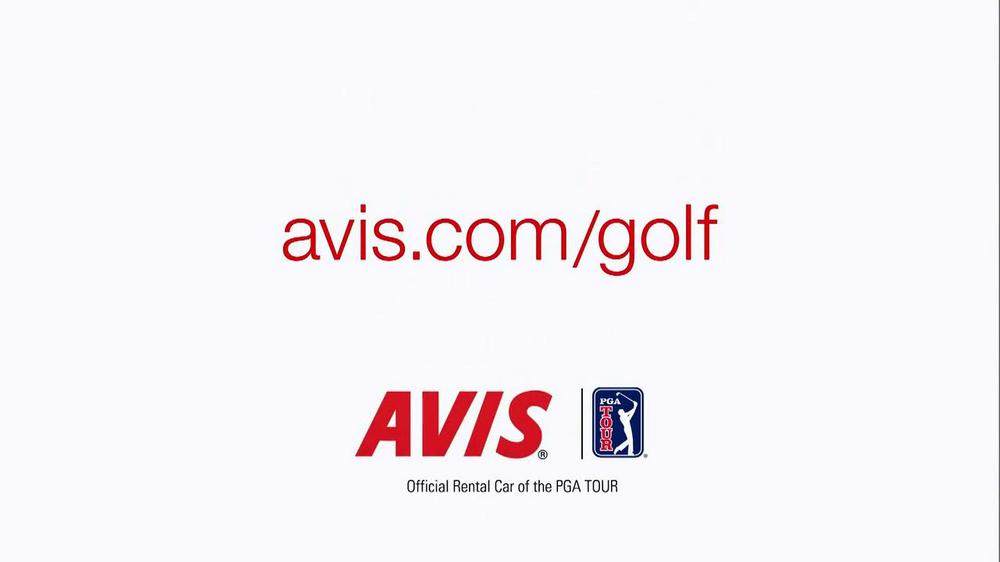 avis car rentals tv commercial for avis between runway and golf. Black Bedroom Furniture Sets. Home Design Ideas