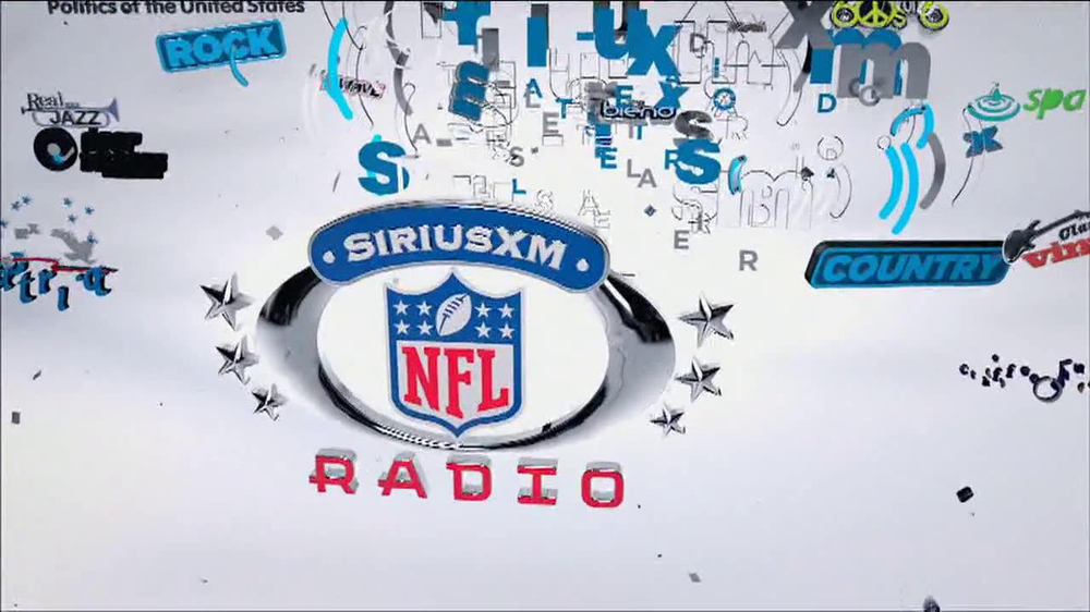 Sirius/XM Satellite Radio TV Spot For SiriusXM - Screenshot 9
