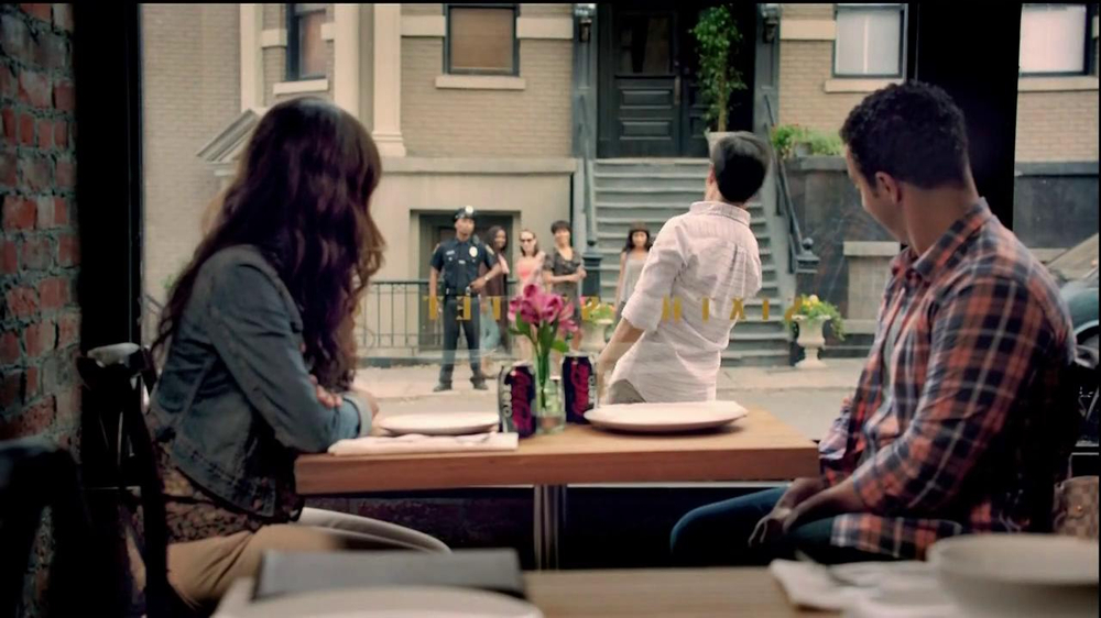 Diet Coke TV Spot, 'And Is Better Than Or' Featuring Ken Jeong - Screenshot 8