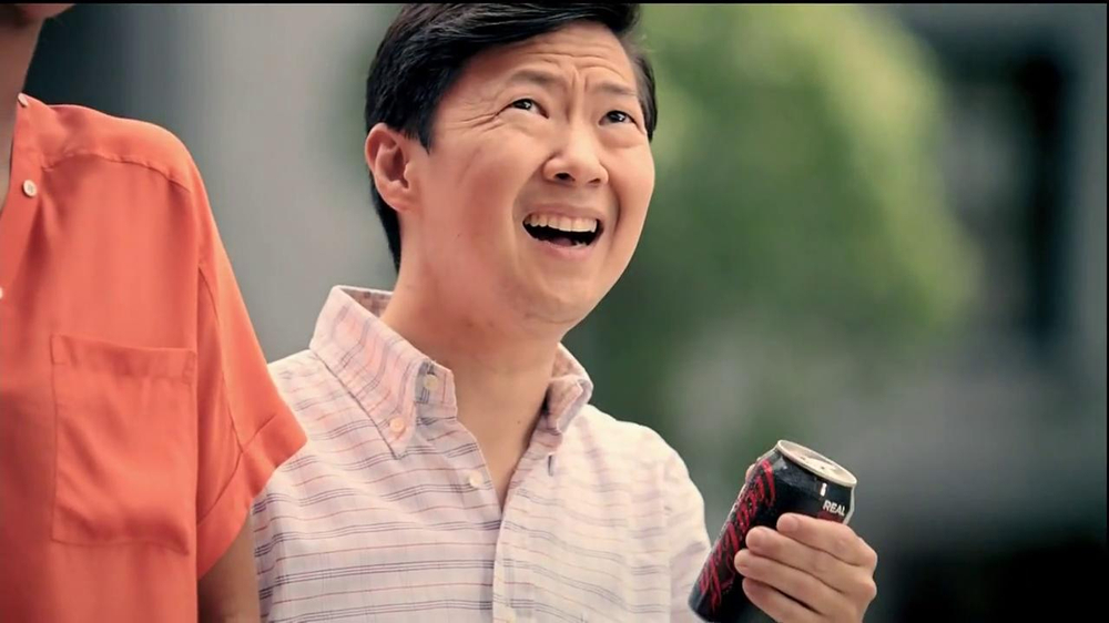 Diet Coke TV Spot, 'And Is Better Than Or' Featuring Ken Jeong - Screenshot 2