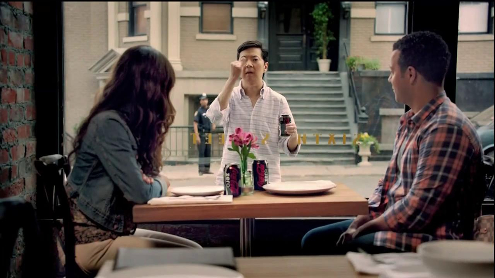 Diet Coke TV Spot, 'And Is Better Than Or' Featuring Ken Jeong - Screenshot 6