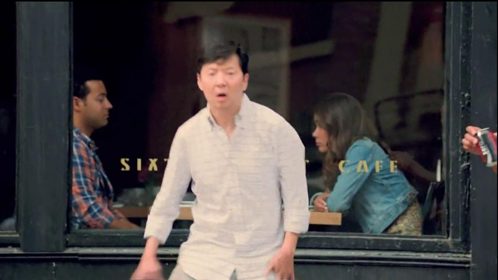 Diet Coke TV Spot, 'And Is Better Than Or' Featuring Ken Jeong - Screenshot 7