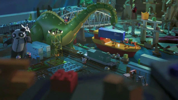 Norfolk Southern Corporation TV Spot, 'Toy Town'