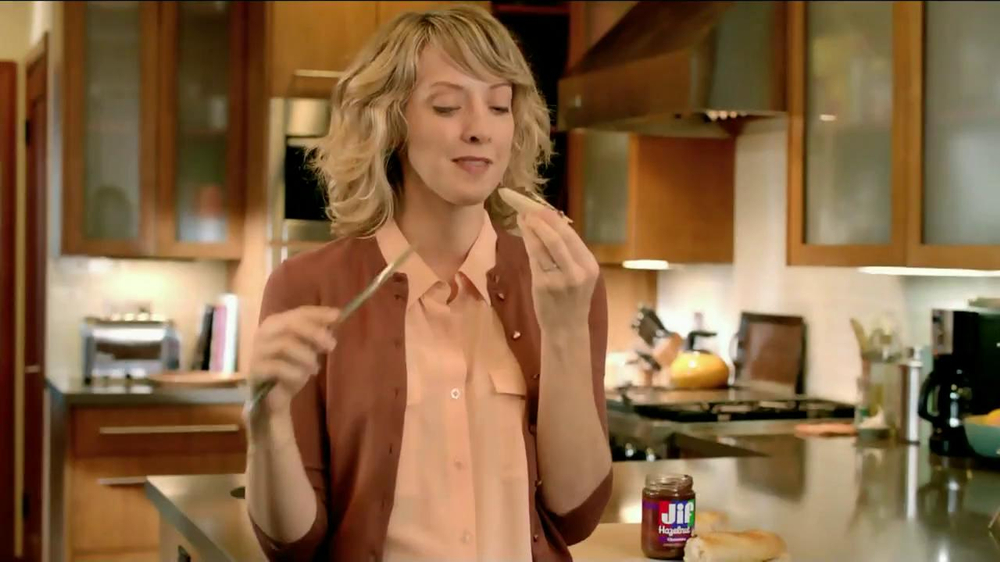 Jif Chocolate Hazelnut Spread TV Spot - Screenshot 1