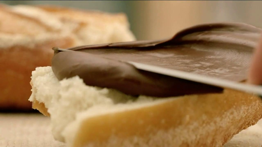Jif Chocolate Hazelnut Spread TV Spot - Screenshot 3