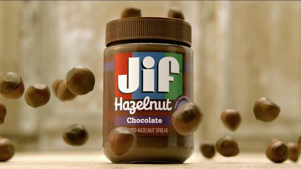 Jif Chocolate Hazelnut Spread TV Spot - Screenshot 4