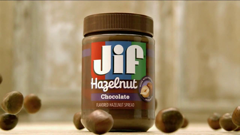 Jif Chocolate Hazelnut Spread TV Spot - Screenshot 5