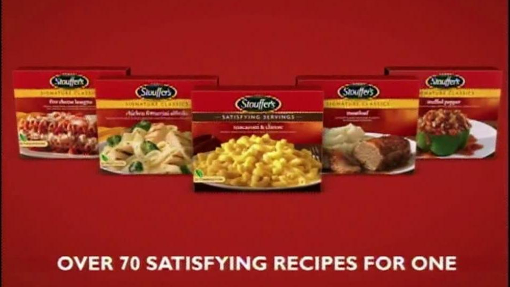 Stouffer's TV Spot for Macaroni & Cheese