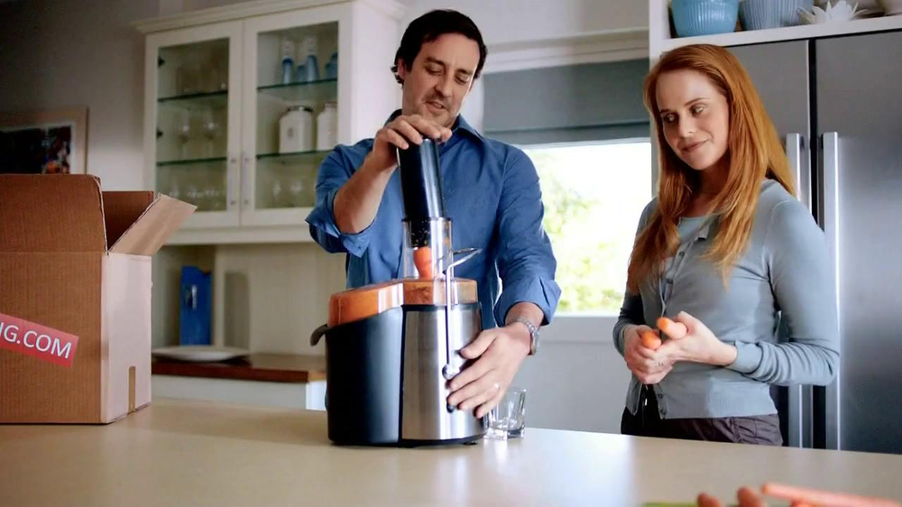 Bounty TV Spot, 'Juicer' - Screenshot 1