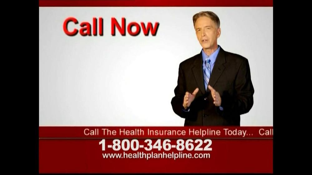 Health Insurance Helpline TV Spot - Screenshot 2