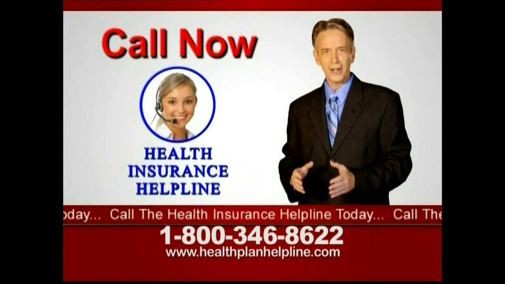 Health Insurance Helpline TV Spot - Screenshot 3