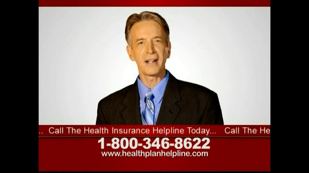 Health Insurance Helpline TV Spot - Screenshot 4