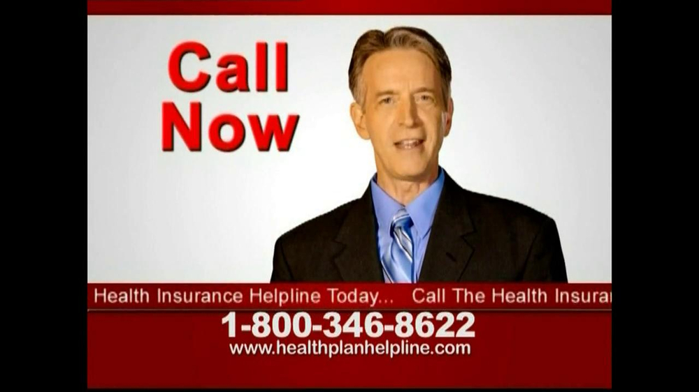 Health Insurance Helpline TV Spot - Screenshot 7