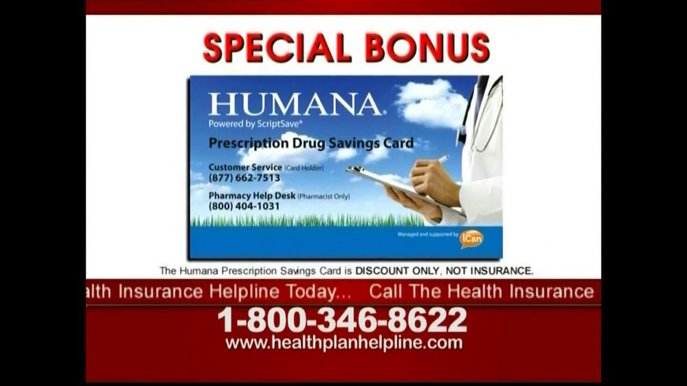 Health Insurance Helpline TV Spot - Screenshot 8