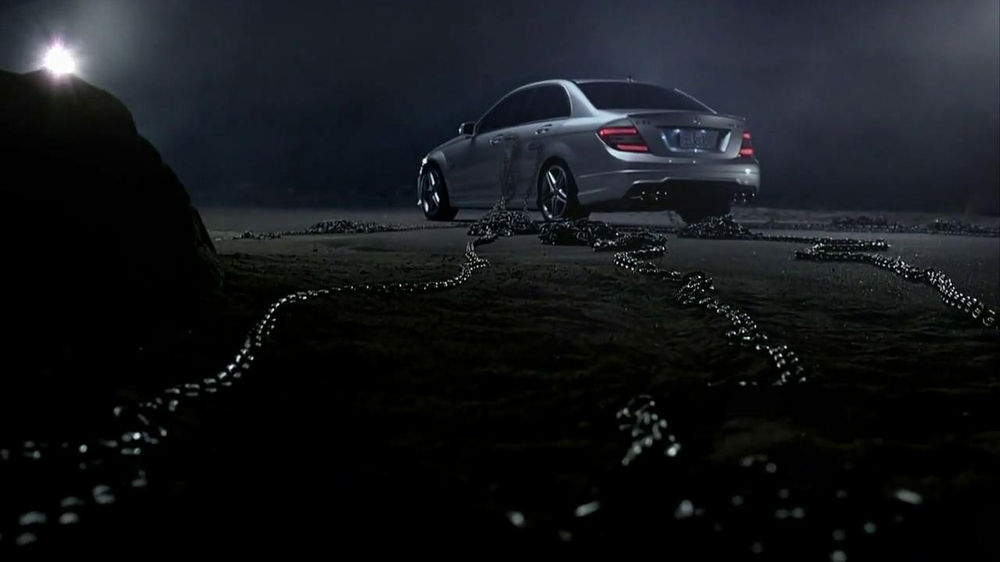 Mercedes benz tv commercial for c250 coupe for Mercedes benz tv