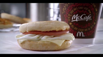 McDonald's Egg White Delight McMuffin TV Spot [Spanish]