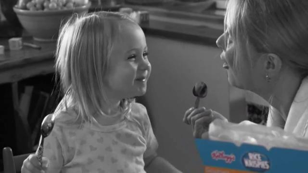 Rice Krispies TV Spot, 'Little Tummies'