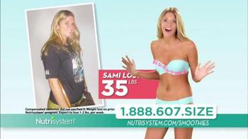 Nutrisystem Fast 5 TV Spot, 'Summer Body' thumbnail