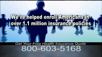 Health Markets TV Spot, 'Free Health Insurance Quote'
