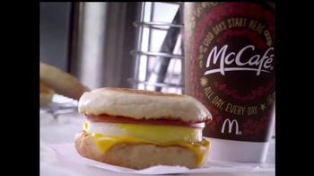 McDonald's Egg McMuffin TV Spot, 'It's Breakfast'