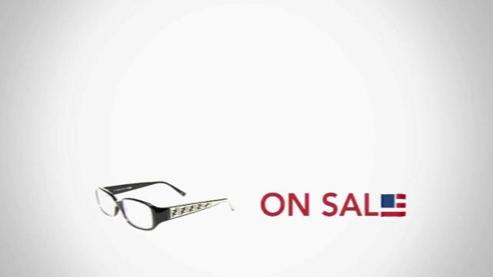 america s best 1800 two pair eyeglasses for 99