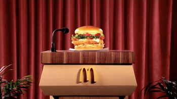 McDonald's Bacon Clubhouse TV Spot, 'Conferencia' [Spanish]