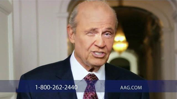 American Advisors Group (AAG) TV Spot, 'Reverse Mortgage Stabilization Act'
