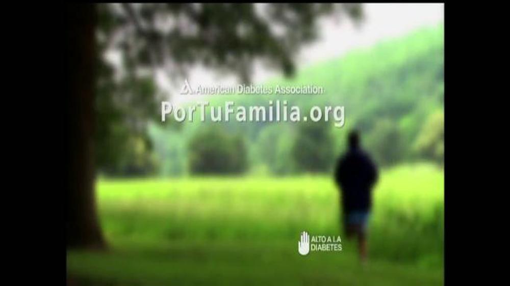 American Diabetes Association TV Spot, 'Perder Peso