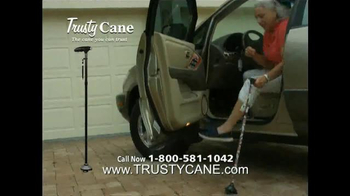 Trusty Cane TV Spot, 'The Cane You Can Trust'