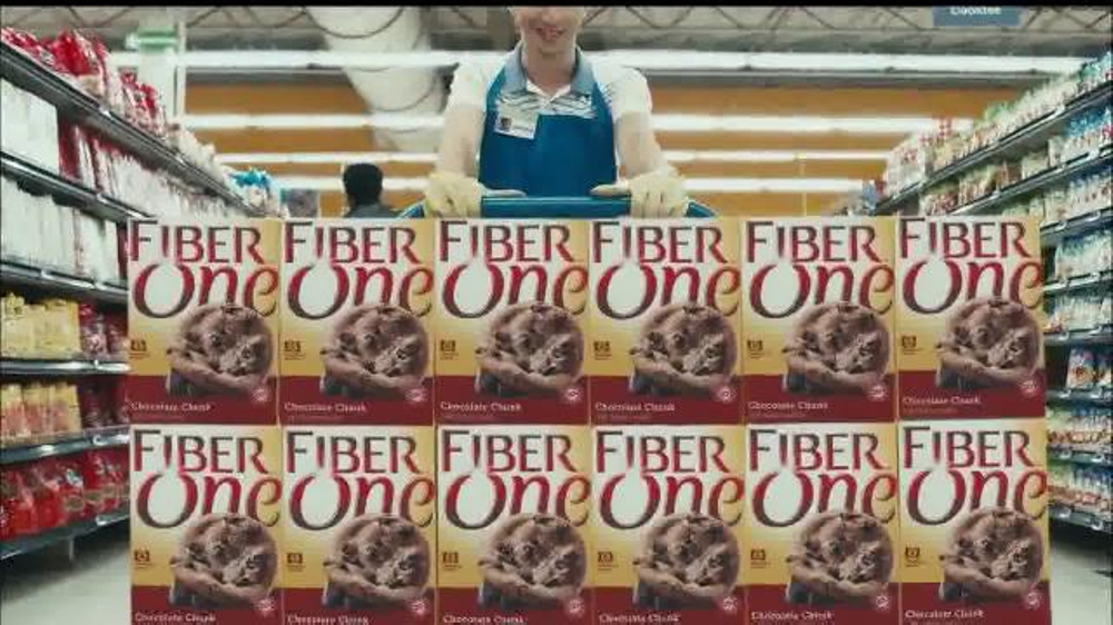 Fiber One Cookie TV Spot, Song by Scorpions - Screenshot 8