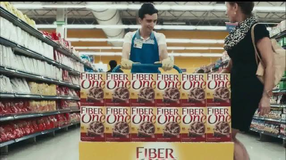 Fiber One Cookie TV Spot, Song by Scorpions - Screenshot 9