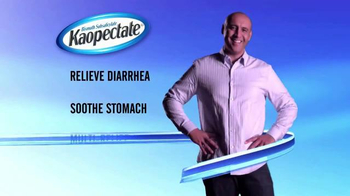 Kaopectate TV Spot, 'One and Done'