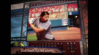 Softball Outlet TV Spot