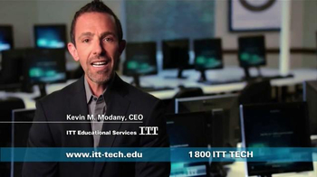 ITT Technical Institute TV Spot, 'Education for Success'