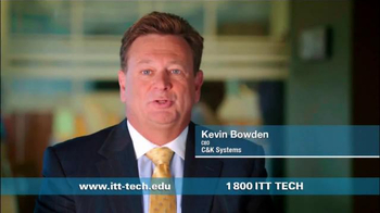ITT Technical Institute TV Spot, 'Resource Provider'
