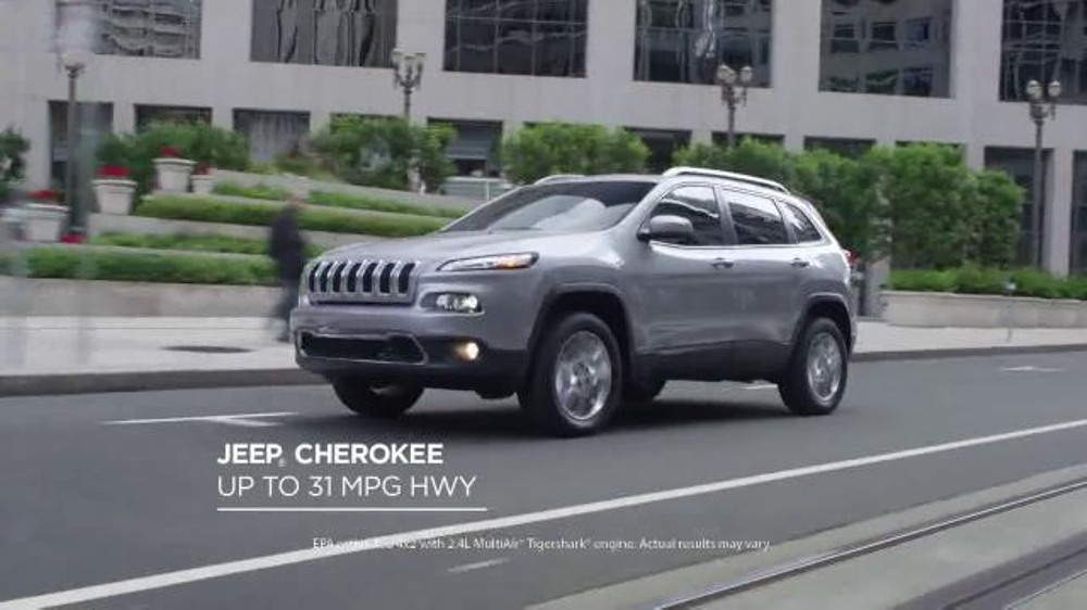 2014 jeep cherokee sport commercial autos post. Cars Review. Best American Auto & Cars Review