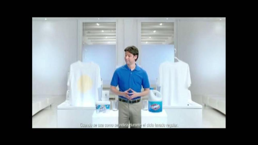 Clorox Bleach TV Commercial, 'La Mejor Selección' [Spanish ...