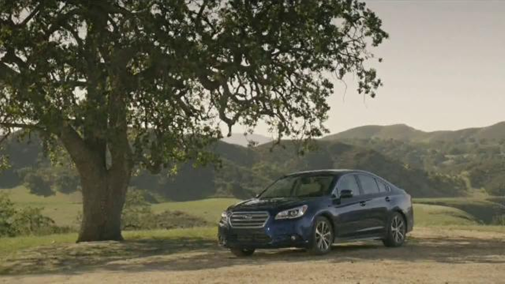 Subaru Legacy TV Spot, 'Can You Fix It?'